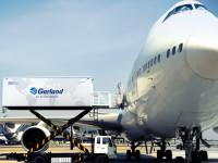 Garland cresce 89% na carga aérea de exportação