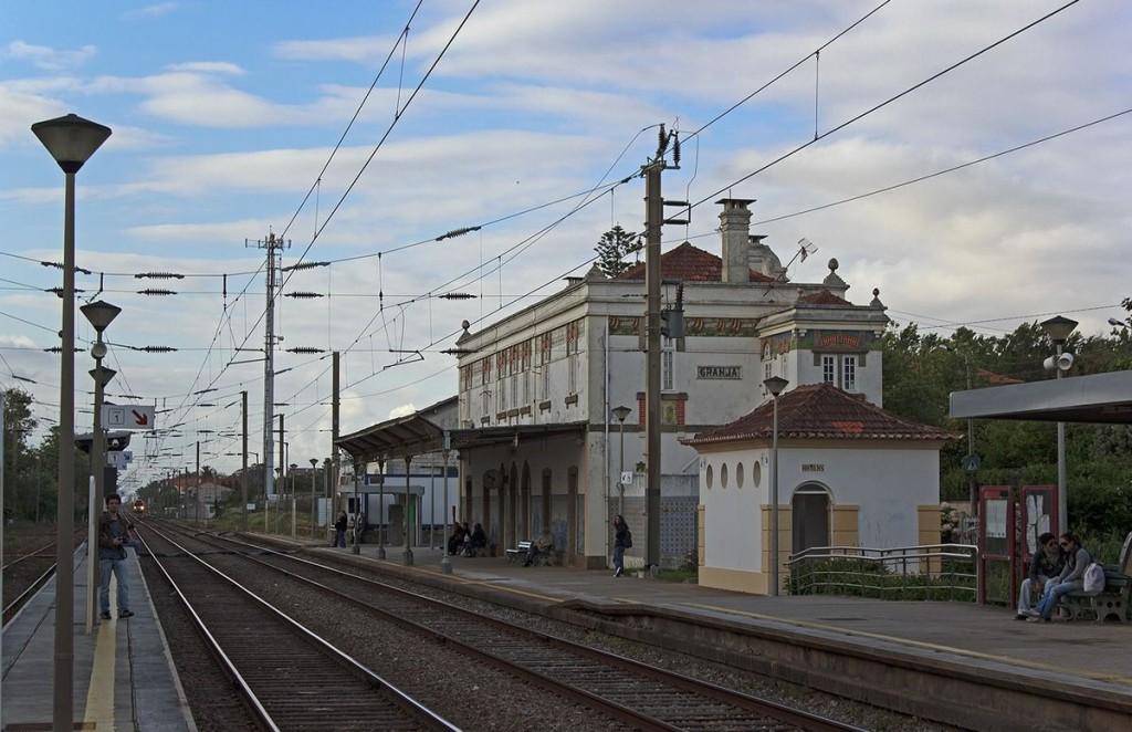 IP moderniza mais 10 km da Linha do Norte Linha-do-Norte-Granja-1024x662