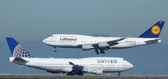 Lufthansa - United
