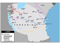 Linha da Mota-Engil na Tanzânia arranca em Maio