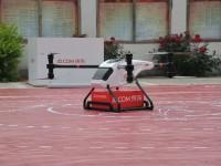 Retalhista chinês quer drone capaz de transportar uma tonelada