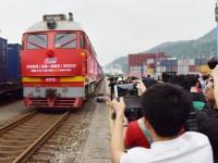 DHL lança serviço ferroviário China-Bielorrússia
