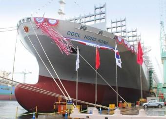 Navios de +18000 TEU dominarão no Ásia-Norte da Europa