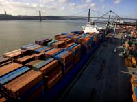 Portos com recorde de 49 milhões de toneladas