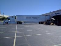 Uber Freight mais perto de entrar no mercado?