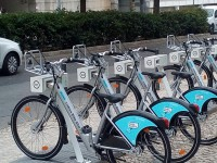 Bike sharing da EMEL arranca hoje com 100 bicicletas