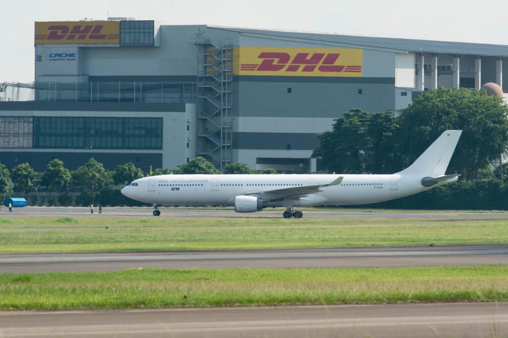 DHL Express - A330 cargueiro