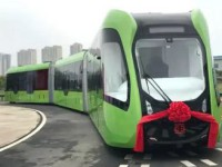 China testa metro autónomo… sem carris