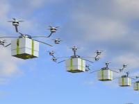 """Comissão Europeia """"força"""" regras para os drones"""