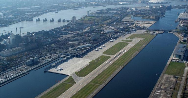 Aeroporto da City de Londres