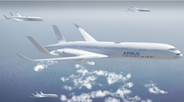 Airbus - aviões autónomos