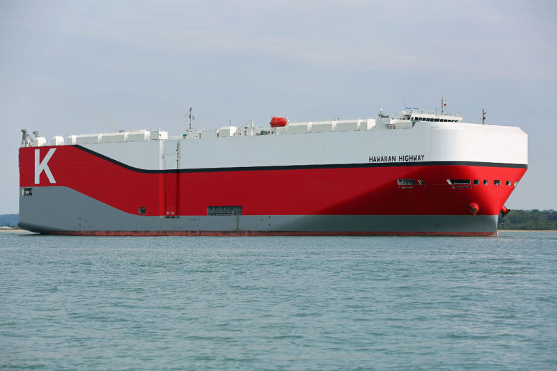 K Line - Car Carrier