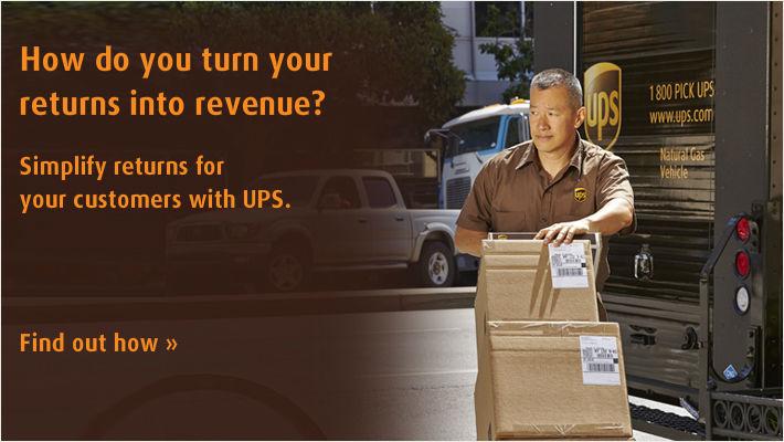 UPS Returns