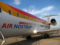 Air Nostrum quer operar AV Madrid-Montpellier