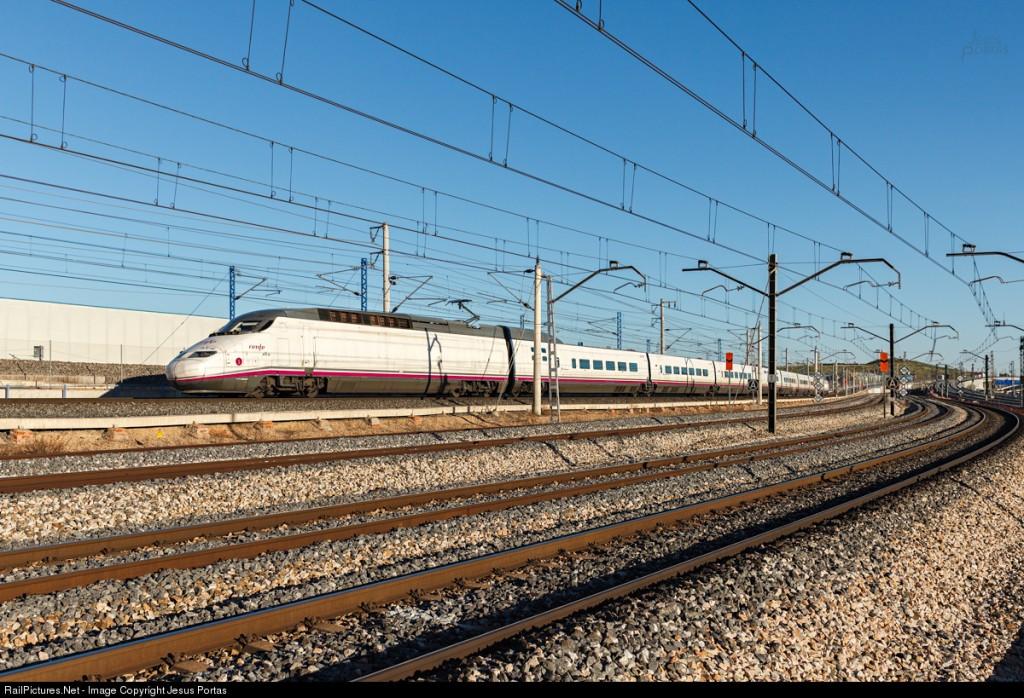 Alta Velocidade - Alstom - Classe 100