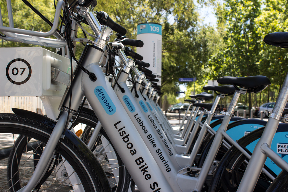 Bike sharing Lisboa