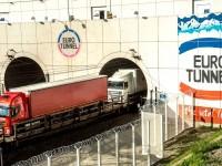 Tráfego de camiões no Eurotunnel bate recorde