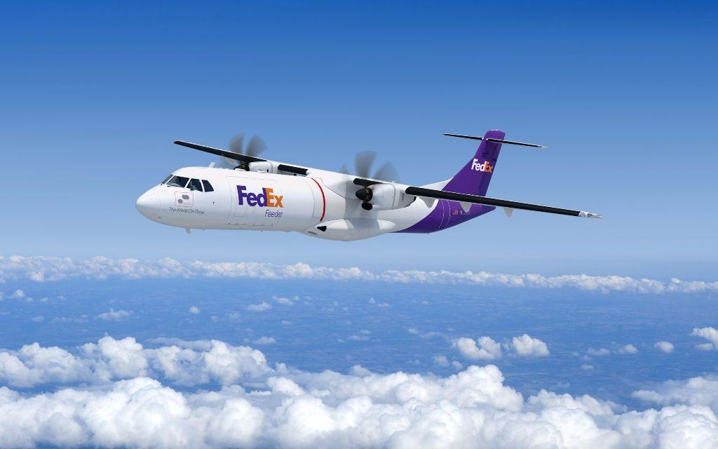 ATR-72-600F-FedEx