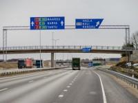 """Estónia com """"eurovinheta"""" para camiões a partir de Janeiro"""