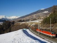 Itália apoia transferência de cargas para a ferrovia