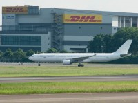 DHL Express estreia o A330-300 cargueiro