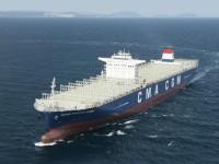 CMA CGM, UASC e CSCL juntas no Ocean Three