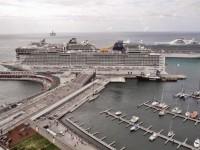 Açores antecipam 160 escalas de cruzeiros em 2015