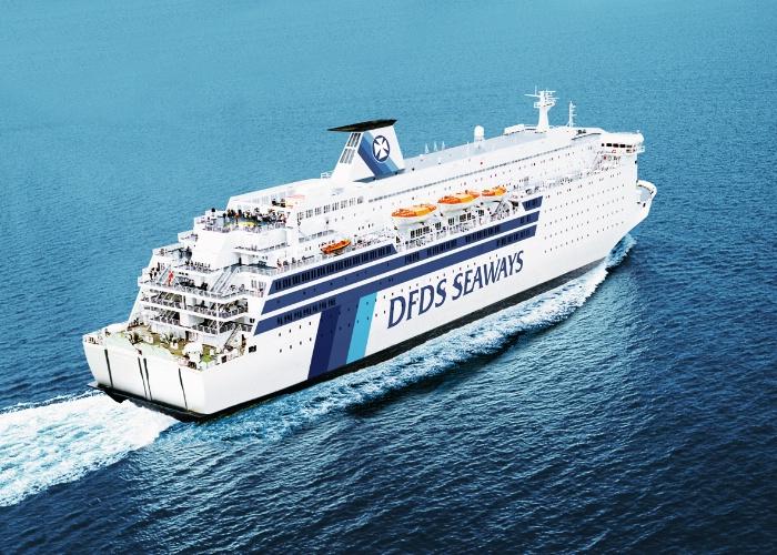 Lucros da DFDS caíram 38% no trimestre