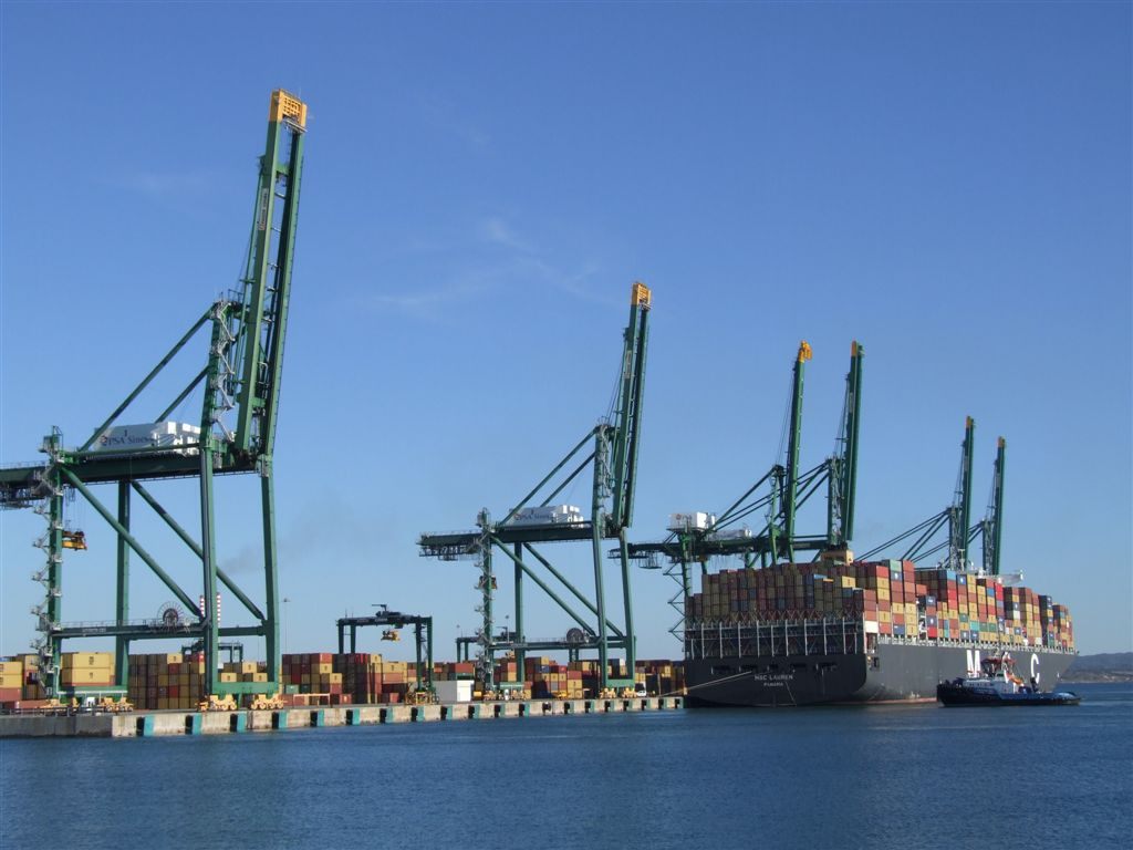 Porto de Sines - Terminal XXI