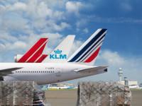 Air France-KLM cai abaixo dos 10 mil milhões tkm