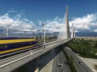 Califórnia inicia construção da linha de Alta Velocidade