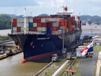 Canal do Panamá pondera expansão para os 20000 TEU