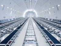 Procura de carga aérea cai há nove meses