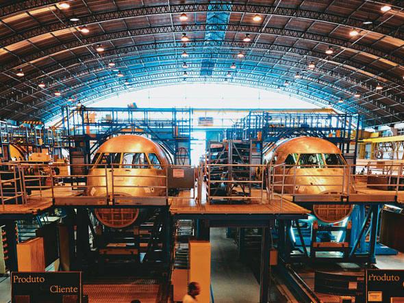 Embraer e Boeing acordaram fusão em Julho