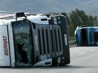 """Espanha quer """"desviar"""" camiões para as auto-estradas"""