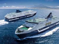 """Grimaldi """"estica"""" dois ferries ro-pax"""