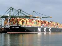 MSC lança serviço directo de Sines para a Austrália