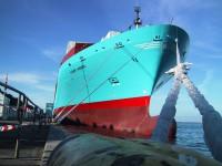 Maersk Line é a campeã da pontualidade
