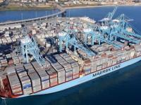 Navios cada vez mais largos ameaçam produtividade