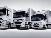 Mercedes foi a marca de camiões mais vendida em Portugal