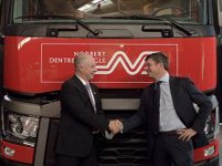 Norbert Dentressangle compra 530 camiões Renault Trucks