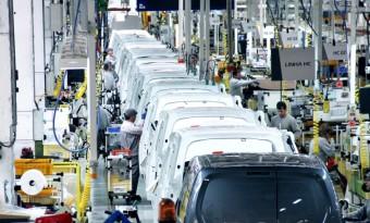 Produção nacional subiu 27% até Março