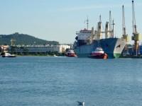Concorrência faz buscas em quatro portos