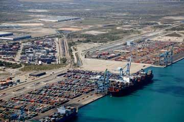 Porto de Marselha - Fos