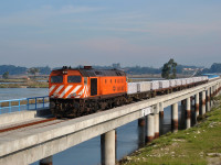 Porto de Aveiro cresceu 33%… na ferrovia