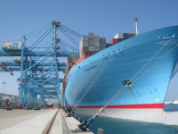 Mediterrâneo concentra 13% do transporte marítimo mundial