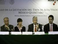 México suspende projecto de Alta Velocidade