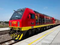 Angola estuda ligação ferroviária à Zâmbia