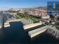 Novo cais de cruzeiros do Funchal operacional em Setembro