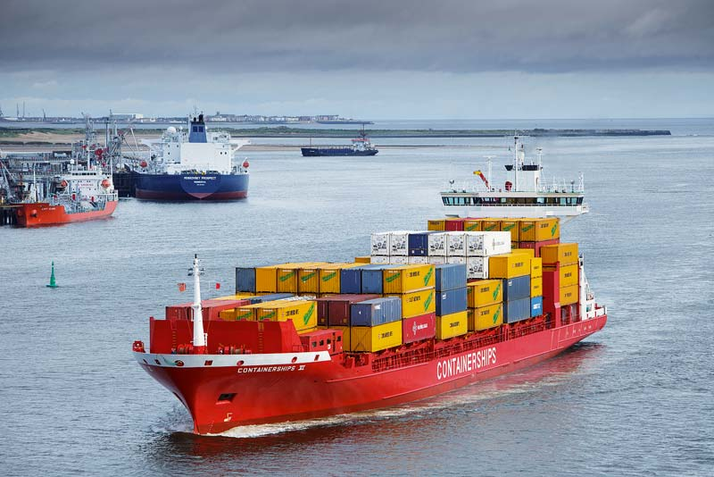 Containerships